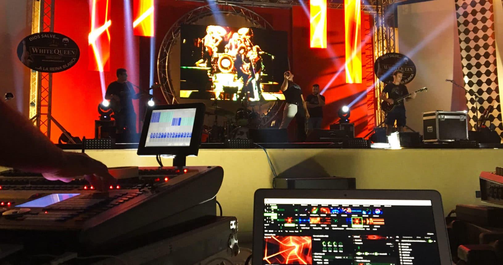 Spettacoli VM Live
